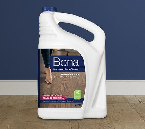 Bona Hardwood Floor Cleaner Refill Bona Us